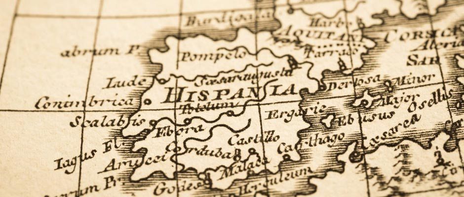 Image result for hispania mapa antiguo